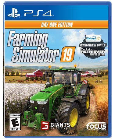 Farming Simulator 19 Day One Edition [PS4] - image 1 de 4
