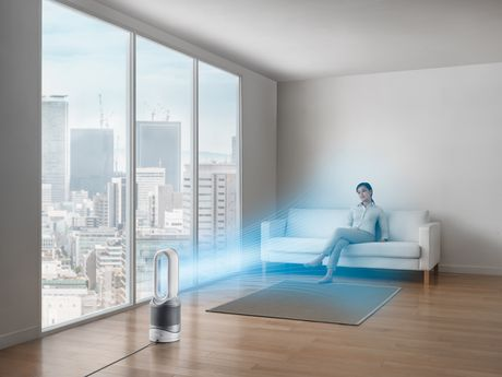 Dyson Pure Hot + Cool Link™ Air Purifier Heater & Fan - image 9 of 9