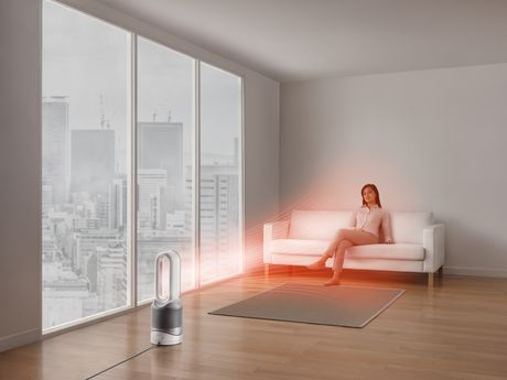 Dyson Pure Hot + Cool Link™ Air Purifier Heater & Fan - image 8 of 9