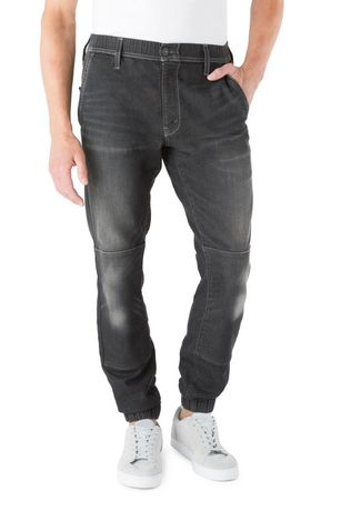 Signature by Levi Strauss & Co. Men's Regular Taper Knit Jogger - image 1 of 3
