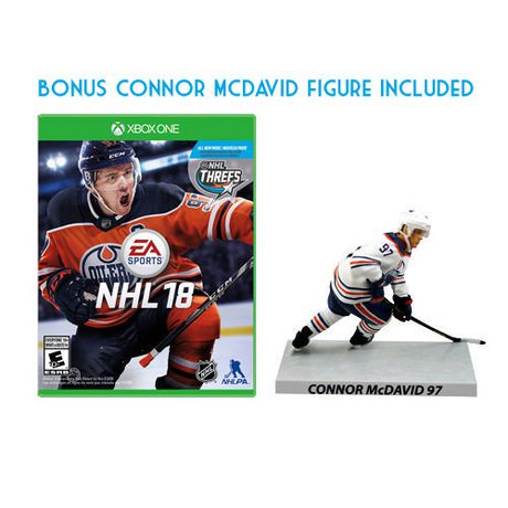 NHL 18 Figure Bundle (xbox One) | Walmart Canada