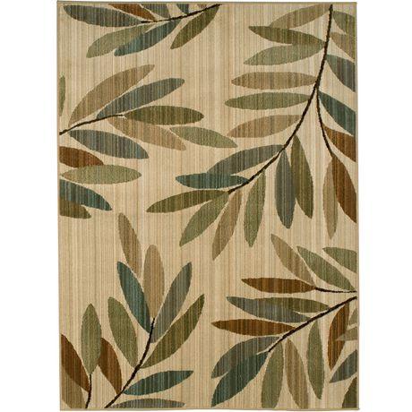 Tapis de passage tissé Botanica d'Orian - image 2 de 2