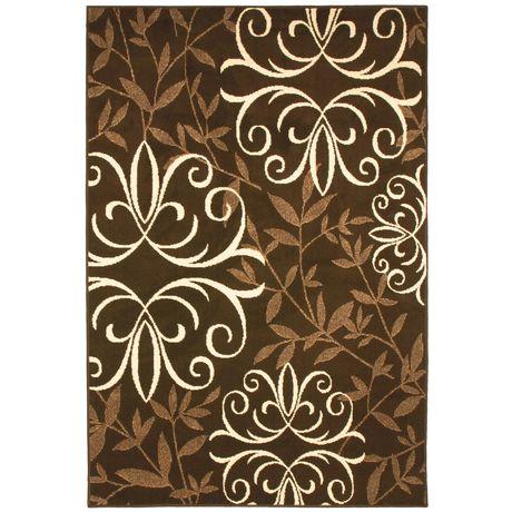 Tapis de passage tissé Iron Fleur d'Orian Rugs - image 3 de 5