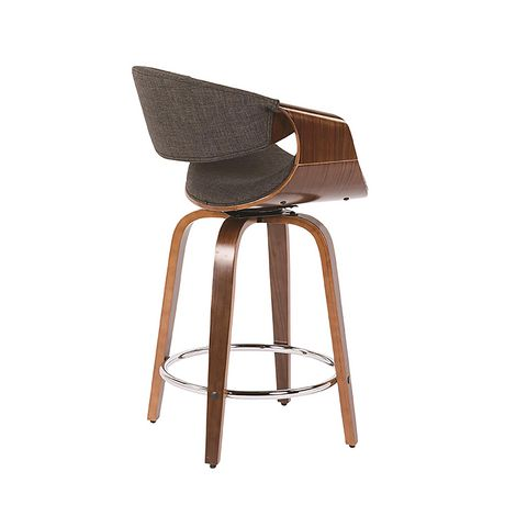 Curvini Stool by LumiSource - image 4 of 8
