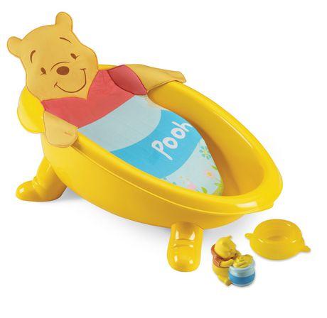 My Friend Pooh Bath Tub - image 1 of 1