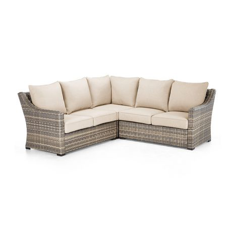 hometrends Monaco 4-piece Sectional Set - image 5 of 8
