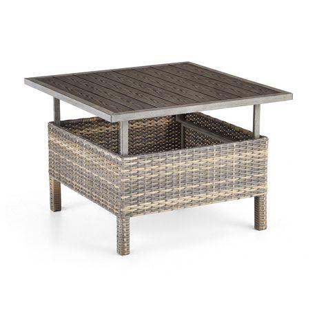 Table adjustable Monaco de hometrends - image 3 de 6