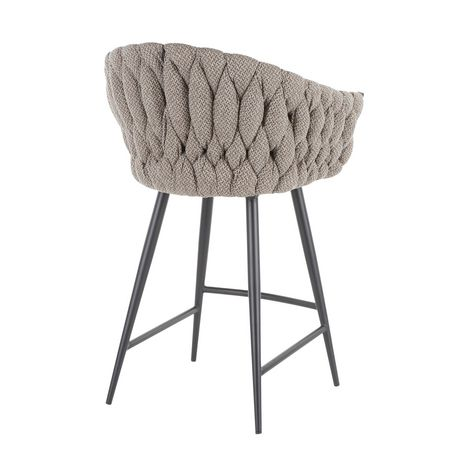 Matisse Stool by LumiSource - image 3 of 8
