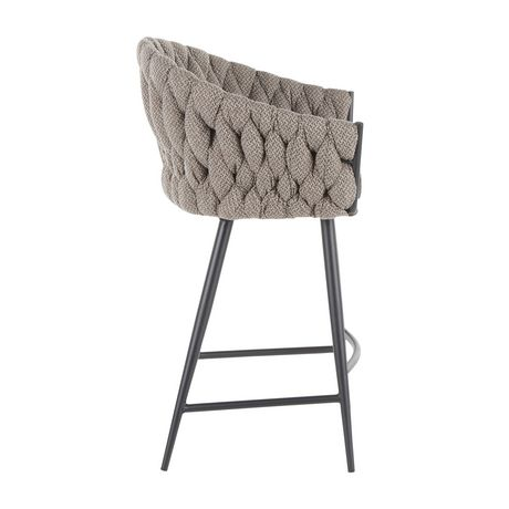 Matisse Stool by LumiSource - image 2 of 8