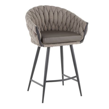 Matisse Stool by LumiSource - image 1 of 8