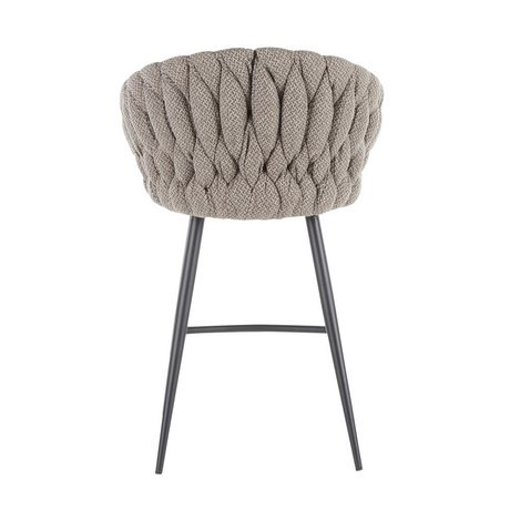 Matisse Stool by LumiSource - image 4 of 8