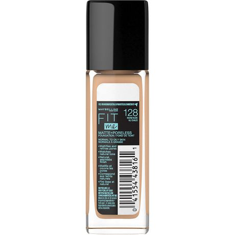 Maybelline New York Fit Me®, Matte + Poreless Liquid Foundation - image 2 of 6