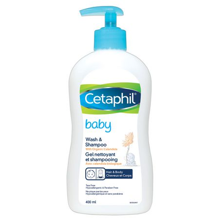 Cetaphil Baby Wash And Shampoo - image 1 of 5