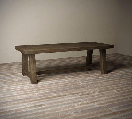 Table de salle manger bainbridge de urban woodcraft de for Salle a manger urban