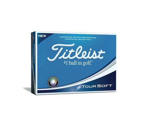 Titleist Tour Soft Golf Balls - image 1 of 1