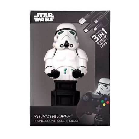 695bcefc66 Star Wars Storm Trooper Cable Guy - image 1 of 5 ...
