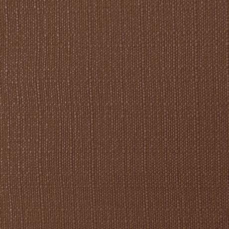 Corliving Dana Diamond Brown Linen Fabric Tufted Accent