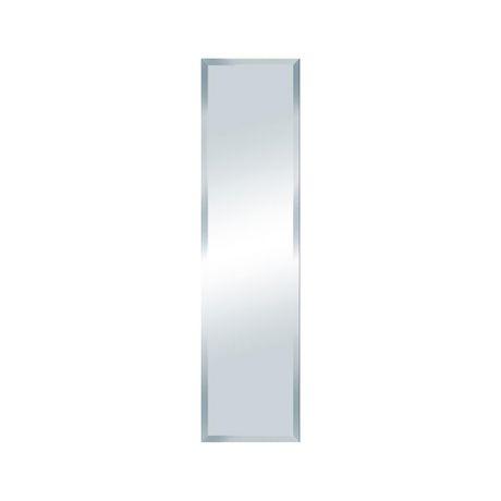 Hometrends Rectangular Bevel Door Mirror Walmart Canada