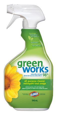 Green Works All-Purpose Cleaner Spray, 946 mL - image 1 of 7