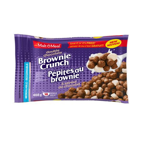 Malt-O-Meal® Double Chocolate Brownie Crunch - image 1 of 2