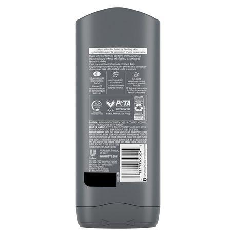 Dove Men Care Charcoal Clay Body Face Wash Walmart Canada