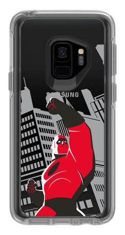 Otterbox Symmetry Clear Case for Samsung Galaxy S9 - image 1 of 3
