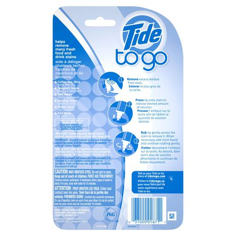 Tide to Go Instant Stain Remover - image 2 of 7