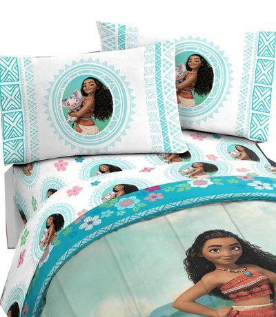 Moana Twin Sheet Set Canada, Moana Queen Size Bed Sheets