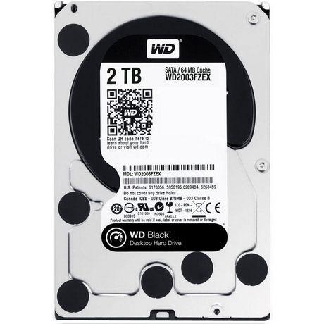 "Western Digital 2TB 3.5"" Desktop Internal Hard Drive ..."
