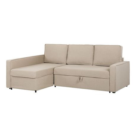 South Shore Liveit Cozy Sectional SofaBed with Storage Walmart