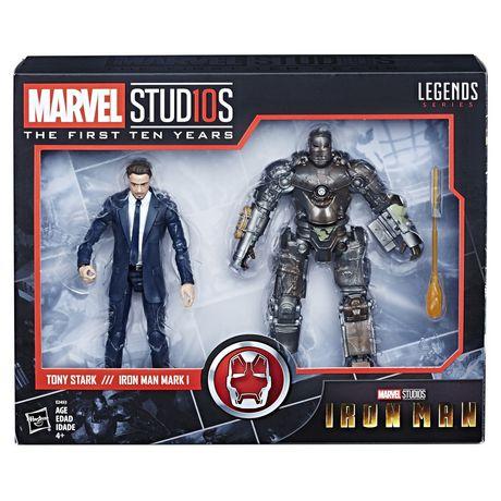 Marvel Studios: The First Ten Years - Iron Man - Tony Stark et Mark I - image 1 de 2