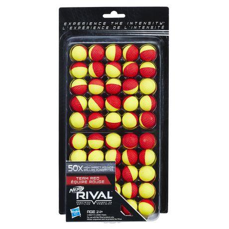 Yellowred Spielzeug für draußen Nerf Rival 50Round Refill