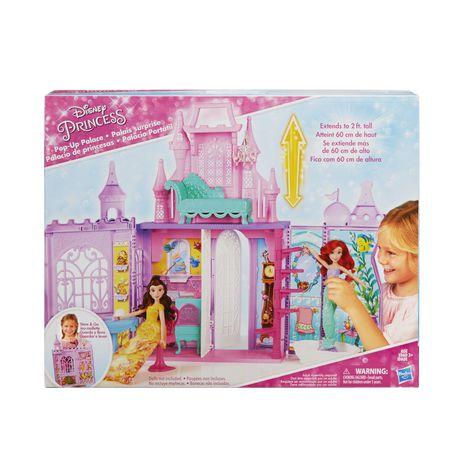 Disney Princess Pop-Up Palace - image 1 of 6