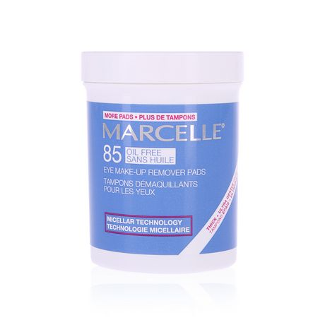 Marcelle Oil-Free Eye Makeup Remover Pads - image 1 of 1