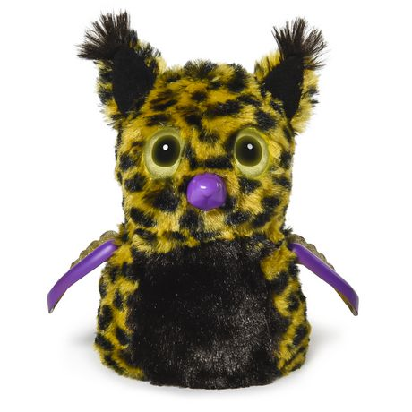 Hatchimals Golden Lynx – Hatching Egg with Interactive Creature by Spin Master, Available Exclusively at Walmart - image 5 of 8