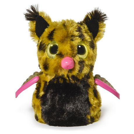 Hatchimals Golden Lynx – Hatching Egg with Interactive Creature by Spin Master, Available Exclusively at Walmart - image 6 of 8