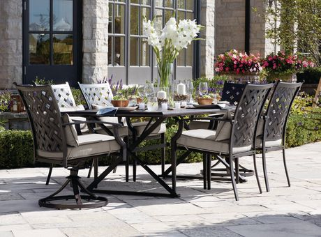 hometrends Venice 7-piece Dining Set - image 1 of 9