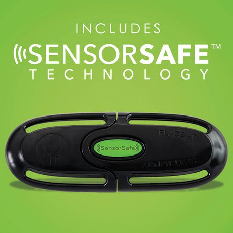 Evenflo Litemax 35 with Sensorsafe Technology Infant Car Seat Concord - image 3 of 6