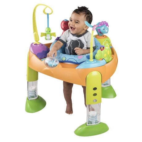 Evenflo Exersaucer Fast Fold And Go Activity Center Bounce