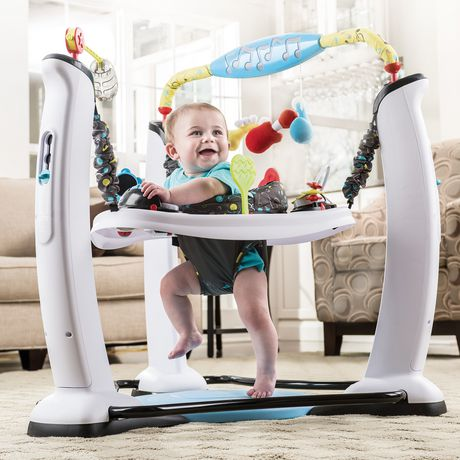 Evenflo ExerSaucer Jumping Activity Center Jam Session - image 7 of 8