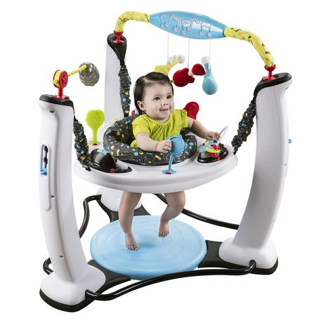Evenflo ExerSaucer Jumping Activity Center Jam Session - image 2 of 8