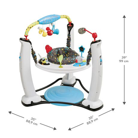 Evenflo ExerSaucer Jumping Activity Center Jam Session - image 8 of 8
