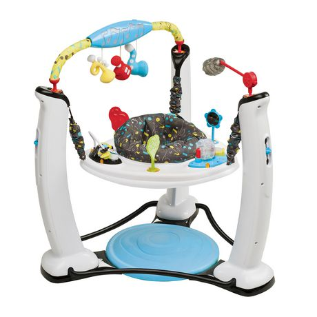 Evenflo ExerSaucer Jumping Activity Center Jam Session - image 1 of 8