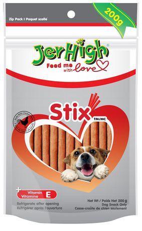 JerHigh Stix Dry Dog Snack - image 1 of 2