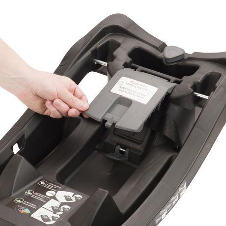 Base pour siège d'auto pour bébé LiteMax 35 Evenflo - Noire - image 2 de 4