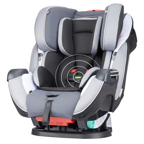 Evenflo Sensorsafe Symphony Dlx All In One Car Seat Concord