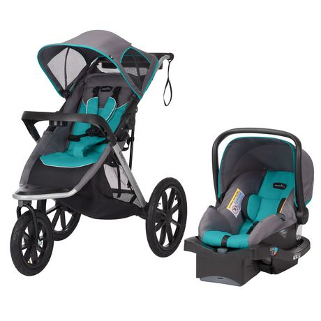 Evenflo Victory Plus Jogger Travel System