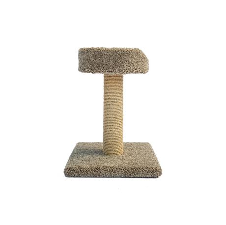 Sisal Scratch Post with Basket - image 2 of 4