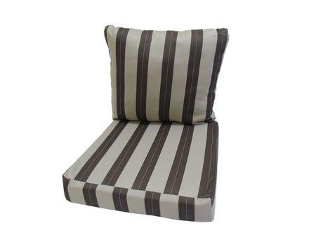 Henryka Ltd Henryka Brown Deep Seat Cushion - image 4 of 4