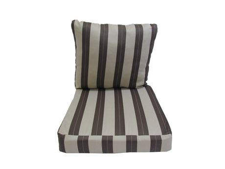 Henryka Ltd Henryka Brown Deep Seat Cushion - image 2 of 4